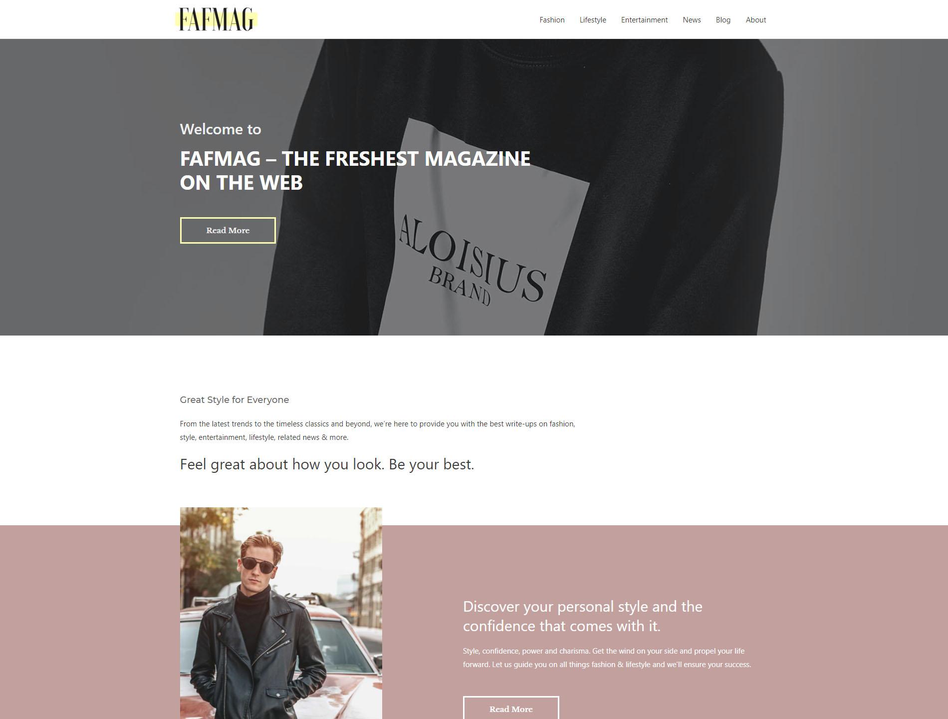 web design ex2